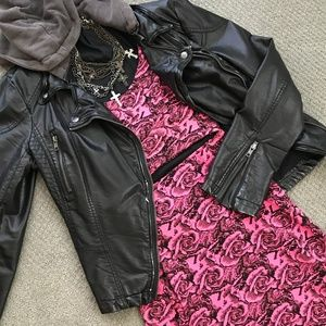Vintage 90's Betsey Johnson Tank Top and Skirt